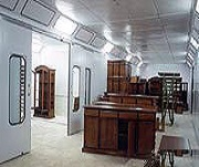 Woodworking Spray Booths