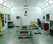 Pit Downdraft Spray Booths