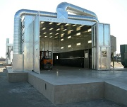 Modified Downdraft Paint Booths