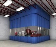 Paint Preparation Booths